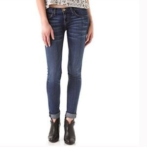 Current/Elliot The Rolled Skinny Jeans